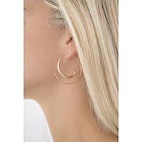 ear-rings woman jewellery Breil Ipnosi TJ1965