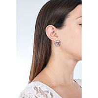 ear-rings woman jewellery Breil Light TJ2148