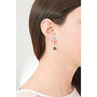 ear-rings woman jewellery Brosway Affinity BFF23
