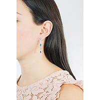 ear-rings woman jewellery Brosway Affinity BFF58