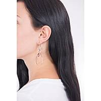 ear-rings woman jewellery Brosway Destiny BDY23