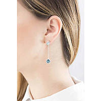 ear-rings woman jewellery Brosway Princess G9PN31