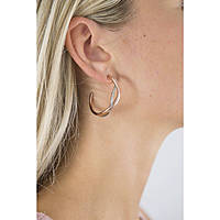 ear-rings woman jewellery Brosway Ribbon BBN22