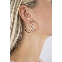 ear-rings woman jewellery Brosway Ribbon BBN22