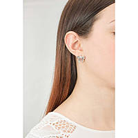 ear-rings woman jewellery Brosway Rosette BEE21