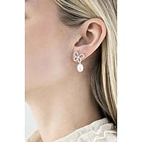 ear-rings woman jewellery Comete Farfalle ORA 107