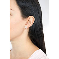 ear-rings woman jewellery Comete Farfalle ORA 126