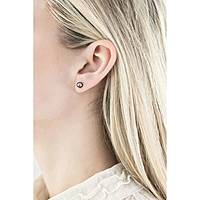 ear-rings woman jewellery Comete Perla ORP 522