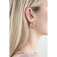 ear-rings woman jewellery Fossil Holiday 14 JF01611710