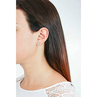 ear-rings woman jewellery Fossil JF01150040