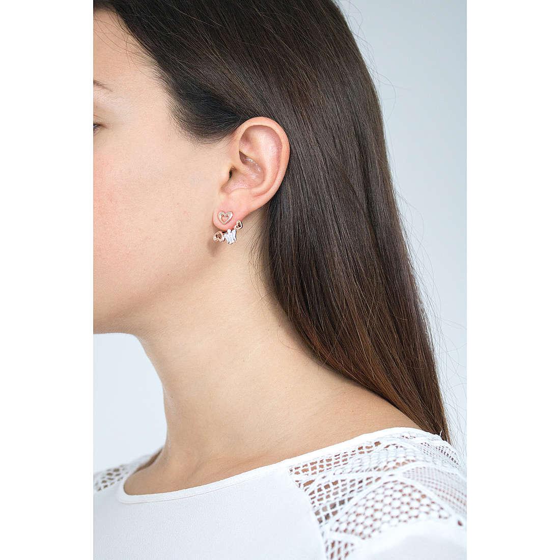 Giannotti earrings Angeli woman GIANNOTTIGIA323 photo wearing