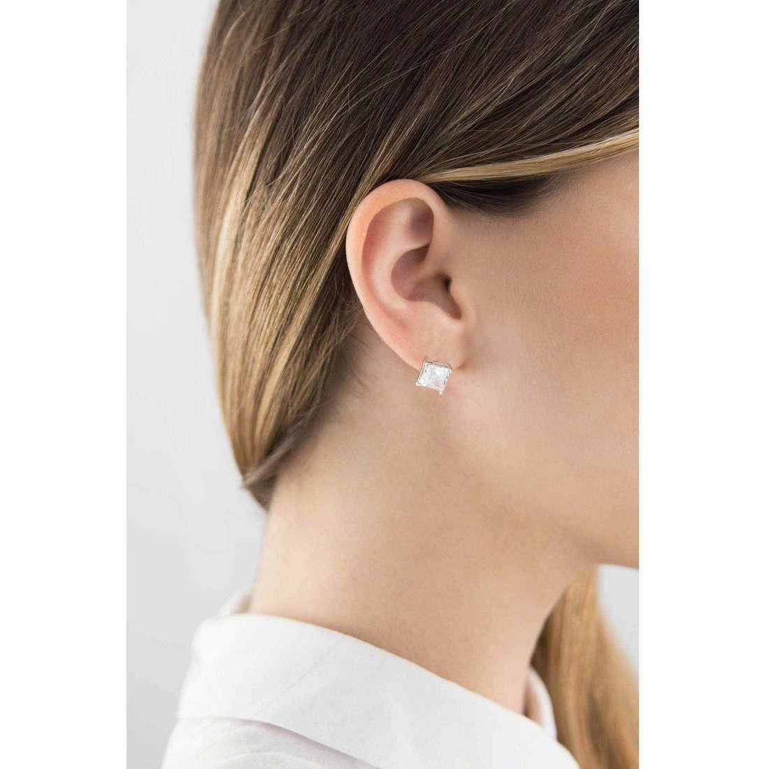 GioiaPura earrings woman 20999-01-00 indosso