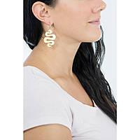 ear-rings woman jewellery GioiaPura ALZ4060954-OR