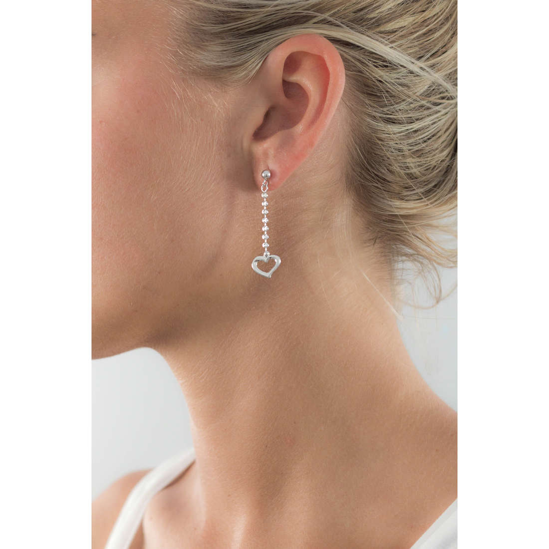 GioiaPura earrings woman GPSRSOR0820 indosso