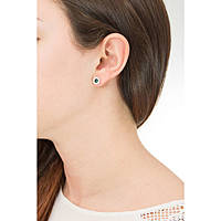 ear-rings woman jewellery GioiaPura GPSRSOR1239-VE