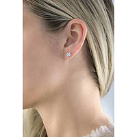 ear-rings woman jewellery GioiaPura GPSRSOR1560