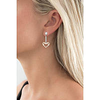 ear-rings woman jewellery GioiaPura GPSRSOR2269