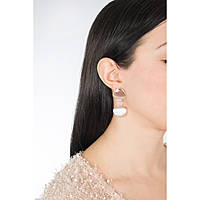 ear-rings woman jewellery GioiaPura GYOARP0084-BE