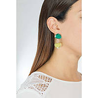 ear-rings woman jewellery GioiaPura GYOARP0084-LG