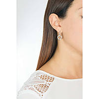 ear-rings woman jewellery GioiaPura GYOARW0141-S