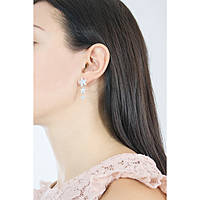 ear-rings woman jewellery GioiaPura GYOARW0230-S