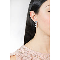 ear-rings woman jewellery GioiaPura GYOARW0231-S