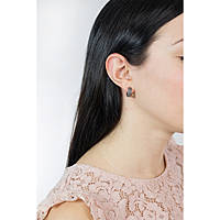 ear-rings woman jewellery GioiaPura GYOARW0236-B