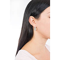 ear-rings woman jewellery GioiaPura GYOARW0287-AZ