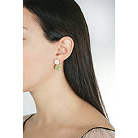 ear-rings woman jewellery GioiaPura GYOCA00041-LG
