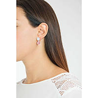 ear-rings woman jewellery GioiaPura GYOCA00041-P