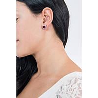 ear-rings woman jewellery GioiaPura INS028OR187RO