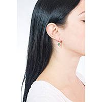 ear-rings woman jewellery GioiaPura INS028OR303RS