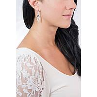 ear-rings woman jewellery GioiaPura INS069OR011BL