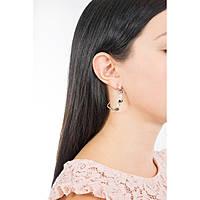 ear-rings woman jewellery GioiaPura SXE1702864-2120