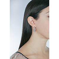 ear-rings woman jewellery GioiaPura WOF01018SI