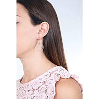 ear-rings woman jewellery GioiaPura WOF01062GL