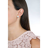 ear-rings woman jewellery GioiaPura WOM00108VLL