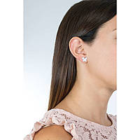 ear-rings woman jewellery GioiaPura WOM01614TA