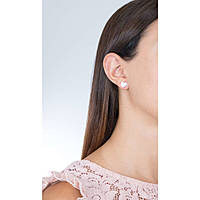 ear-rings woman jewellery GioiaPura WOM02235SU