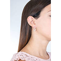 ear-rings woman jewellery GioiaPura WOT00489DL