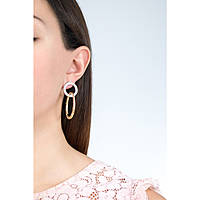 ear-rings woman jewellery Guess E-Motions UBE83117