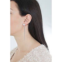 ear-rings woman jewellery Guess Future Essential UBE84101