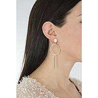 ear-rings woman jewellery Guess Future Essential UBE84102