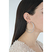 ear-rings woman jewellery Guess Hoops I Did It Again UBE84069