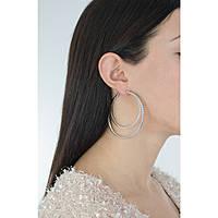 ear-rings woman jewellery Guess Hoops I Did It Again UBE84069