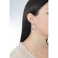 ear-rings woman jewellery Guess Hoops I Did It Again UBS84004