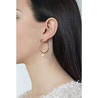 ear-rings woman jewellery Guess Hoops I Did It Again UBS84005