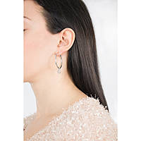 ear-rings woman jewellery Guess Hoops I Did It Again UBS84008