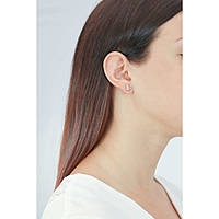 ear-rings woman jewellery Guess Mariposa UBE83022