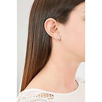 ear-rings woman jewellery Guess UBE82007